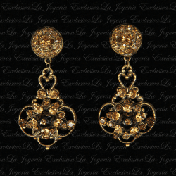 Pendientes Caramell