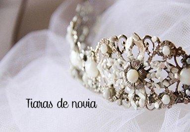 Tiaras de novia